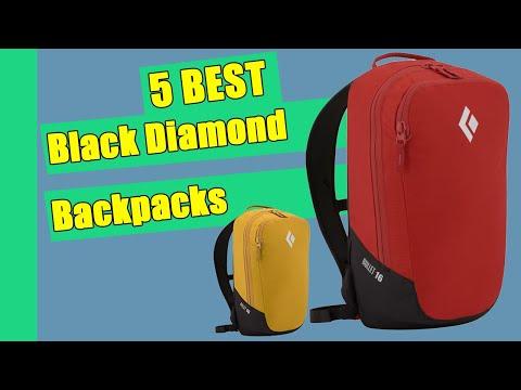 Backpack: 5 Best Black Diamond Backpacks in 2020 (Buying Guide)