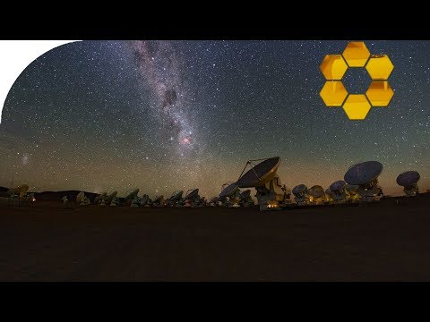 ALMA – The Atacama Large Millimeter Array