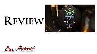 Profiteer by Adrian Vega - Review - DEUTSCH
