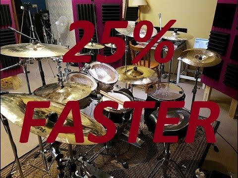 Meshuggah - Bleed 125% Drum Cover