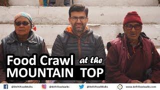 FOOD CRAWL at the MOUNTAIN TOP I LADAKH Food Tour