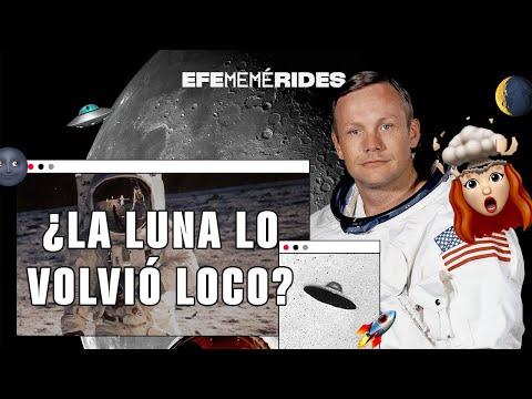 Qué le pasó a Neil Armstrong después de llegar a la luna | Efememérides