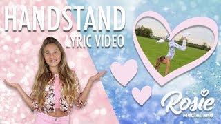 handstand rosie mcclelland lyric video handstandchallenge