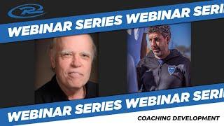 Coaching Education Webinars: James Gee & Amy Price