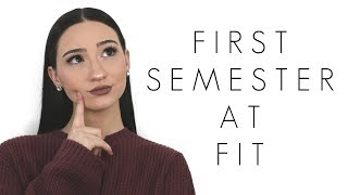 My First Semester At FIT Experience  Fashion Institute Of Technology  BeautyChickee