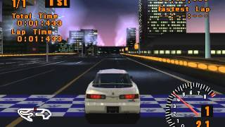 Gran Turismo (PS1) - FF Car Cup with Integra Type R