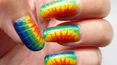 Rainbow water marble technique nail art how to tutorial hd video 630 psychedelic summer swirl water marble nail art design tutorial technique prinsesfo Image collections