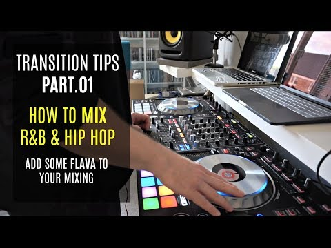HOW TO MIX R&B & HIP HOP // BASIC MIXING TIPS