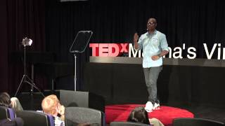 How to be a Black Sheep | André Hueston Mack | TEDxMarthasVineyard