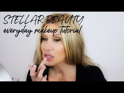 "Stellar Beauty ""Everyday Makeup"" Tutorial thumbnail"
