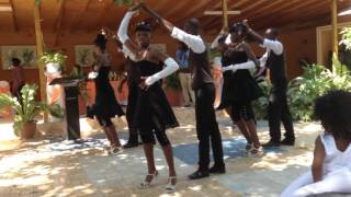Haiti Wedding Dancers