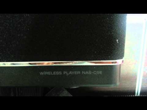 Sony Giga Juke NAS-C5E Test