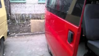 Работа электропривода двери на FORD TRANSIT(, 2013-03-24T16:48:30.000Z)