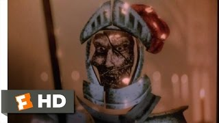 Young Sherlock Holmes (3/9) Movie CLIP - The Stained Glass Knight (1985) HD