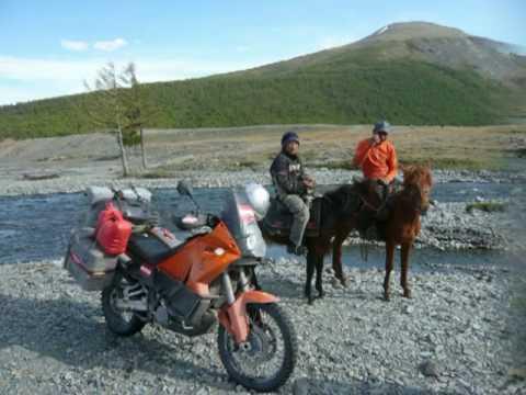 KTM Adventure to Mongolia