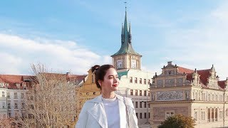 Exploring The Beautiful City of Prague Czech Republic ♥️ | Erich Gonzales