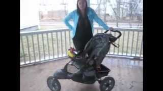 VEDA Day 7: JEEP LIBERTY STROLLER REVIEW & TAG