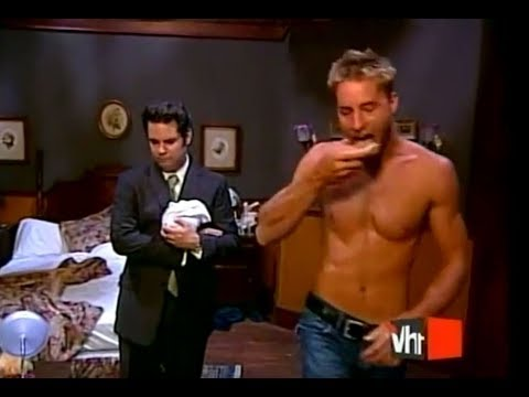 Shirtless Justin Hartley The Passions Cast Give Acting Tips On