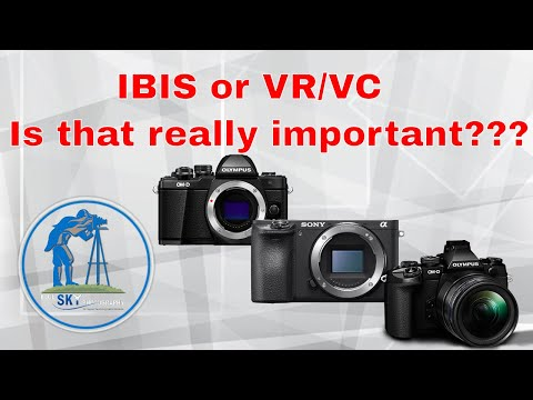 IBIS or VR vibration Reduction , is it important or not in photography or in video???