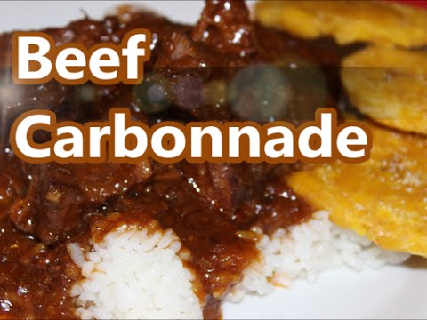 Beef - How to Make Beef Carbonnade Recipe [Episode 155]