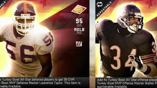 DEAR LORD! MADDEN 19 THANKSGIVING PROMO UNLEASHES 95 OVR LAWRENCE TAYLOR! I'M SCREAMING!