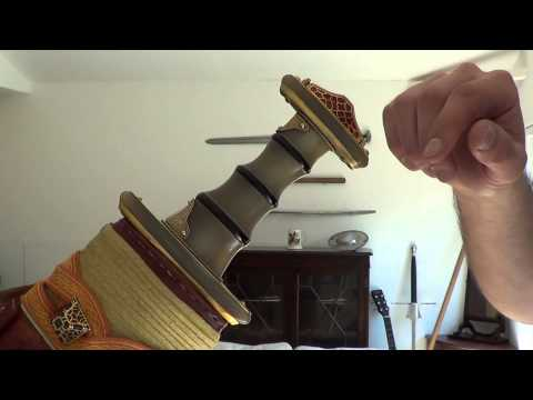 The Sutton Hoo ship burial weapons, Part 4 - The Sword, with Paul Mortimer