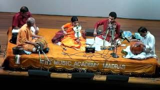 Kanyakumari, Music Academy, Chennai-1.mp4
