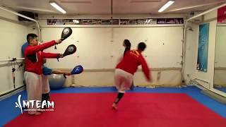 Taekwondo freestyle dünya şampiyonası