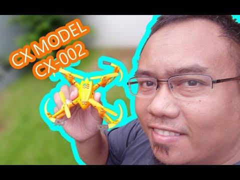 CX MODEL CX-002 LARK DIY Assemble & Flying test