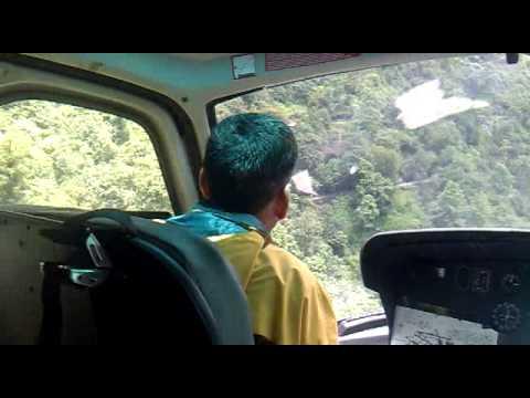 Himalayan Heli Services Kedarnath Flood  Rescue