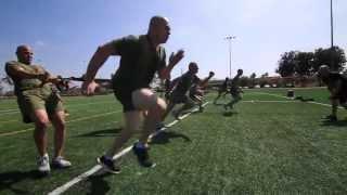 High Intensity Tactical Training (HITT) Promo Video- USMC