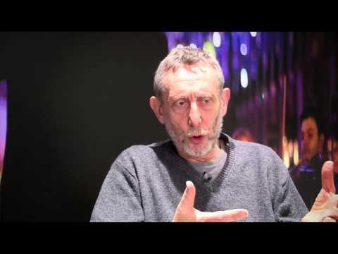 Michael Rosen speaks to Classic FM