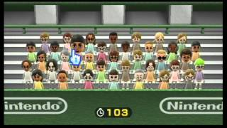 Wii Play - 9 Stages - All Platinum Medals Earned