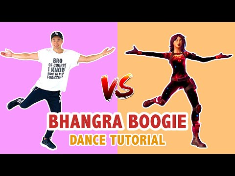 Bhangra Boogie (Tutorial)
