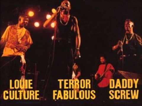 Terror Fabulous, Louie Culture & Daddy Screw - Mad House Crew Live