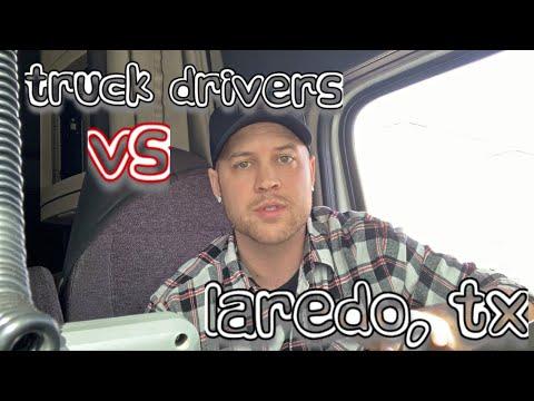 Truck Drivers Vs Laredo, TX