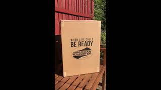 *UNBOXING* American Tourister Soundbox Cabin Case
