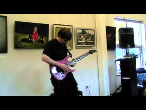 Nick Pantazi: The World Burning Around Me By Angel Vivaldi