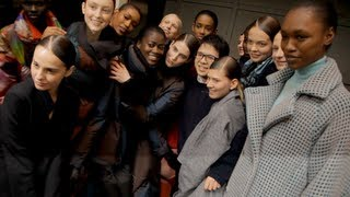 Issey Miyake - Paris Fashion Week - Pap - Autumn Winter 2012 2013