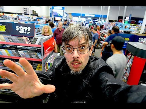 Black Friday 2017 Madness !!!