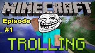Minecraft Griefing (Xbox 360 Minecraft)