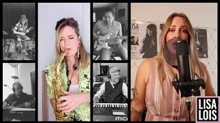 Joss Stone - Parallel Lines - cover by: Lisa Lois feat. Club Dauphine Band & Candy Dulfer