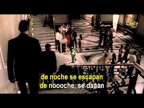 Alejandro Sanz - Una noche feat. The Corrs (Karaoke) | CantoYo