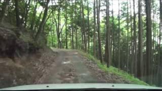 岡山県道157号 r33〜R182[険道]