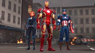 MARVEL Future Fight - Gameplay Android, iOS #1 screenshot 2
