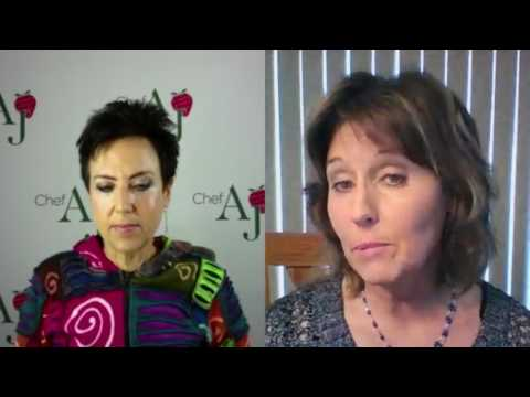 Healthy Living with Chef AJ - Guest: Kerrie Saunders, PhD