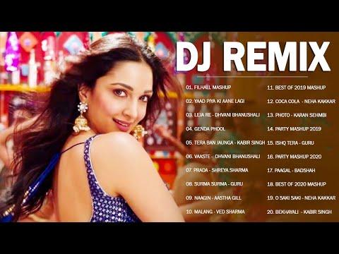 New Hindi Remix Mashup Songs 2020 Live    Dj Remix Party SOngs 2020    Indian REmix Songs Jukebox