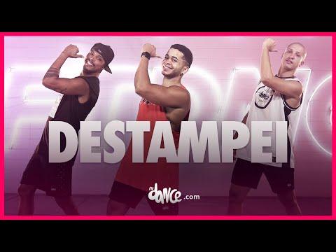 Destampei - Léo Santana | FitDance (Coreografia) | Dance Video
