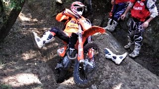 X Enduro del Francolí 2017 Crash & Show by Jaume Soler