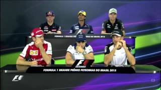 2015 Brazil - Thursday Press Conference 1/2